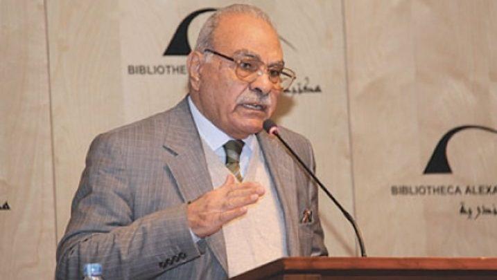 محمد عمارة المفكر المصري الوسطي