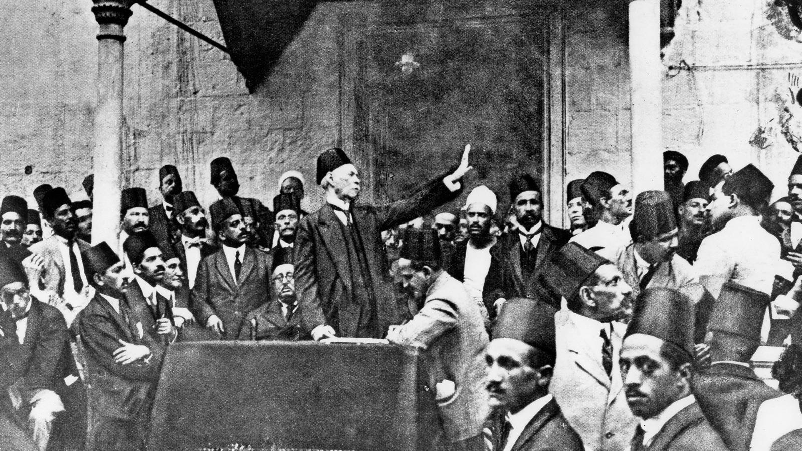 على هامش ذكرى ثورة 1919م – الثورة وانشقاق النخب الوجه الآخر من التاريخ.