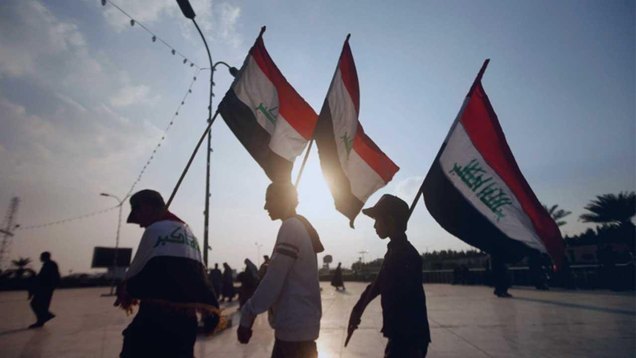 الأزمة السياسية في العراق.