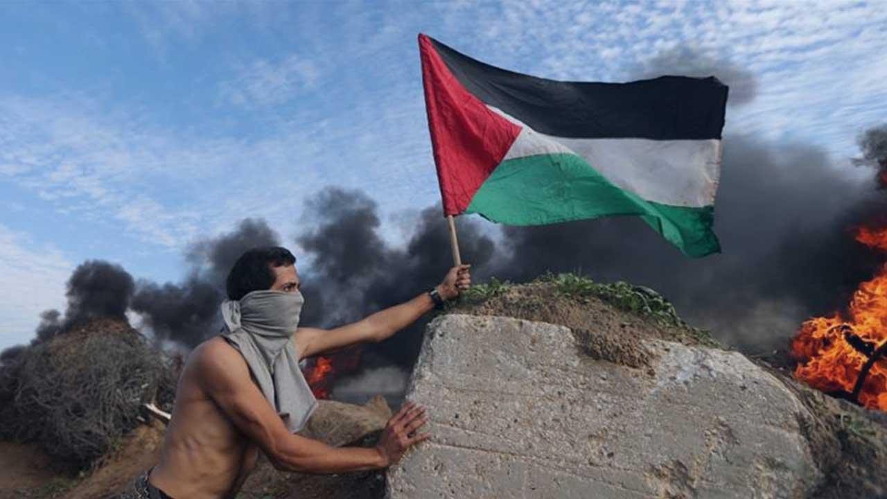 فلسطين – يوم الأرض… الثلاثون من آذار.