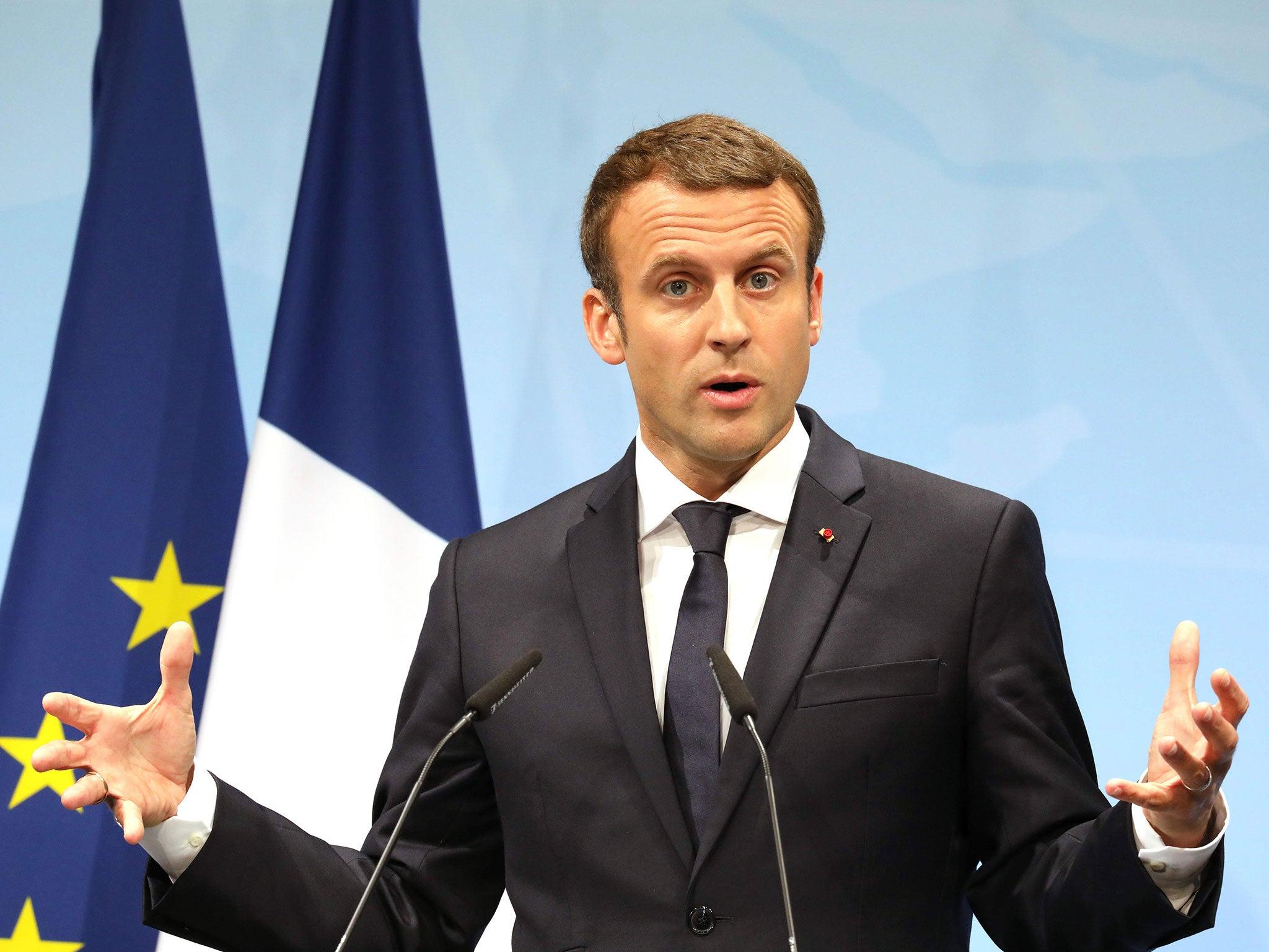 الزخم الفرنسي الجديد شرق المتوسط…الدلالات والمعاني