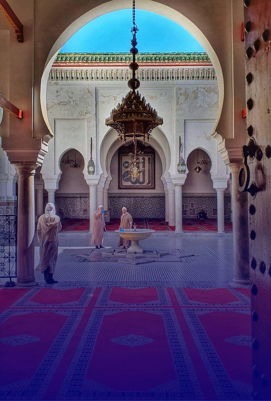 نظرية الحكم في الخطاب الإسلامي المغربي